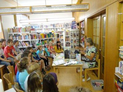 Foto des Albums: Bibliothekseinführung (19.06.2012)