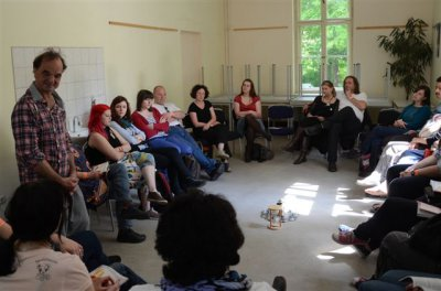Fotoalbum 2012 - Seminare & Aktionen