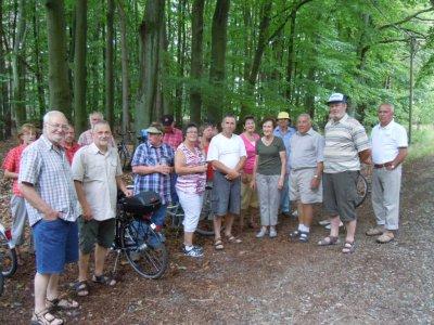 Fotoalbum Fahrradtour mit dem Heimatverein
