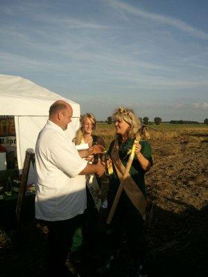 Fotoalbum Kartoffelracker 2011