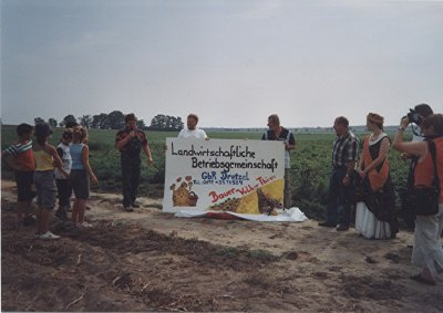 Fotoalbum Kartoffelfest 2005