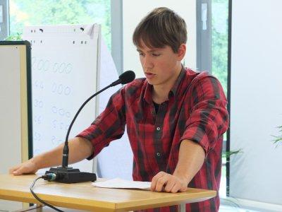 Fotoalbum Schüler-Planspiel zur Kommunalpolotik