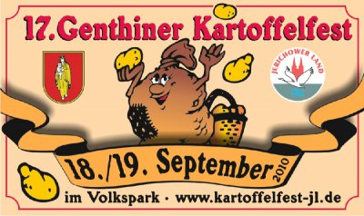 Fotoalbum Kartoffelfest 2010