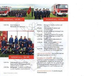 Foto des Albums: Flyer 100 Jahre FF Dolgelin  14.-16.09.2012 Dorfaue (14.08.2012)
