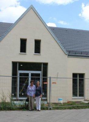 "Fotoalbum Baustelle ""Kult(o)urkate"" am 8. August 2012"
