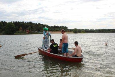 Fotoalbum Neptunfest im Zeltlager von Krugsdorf