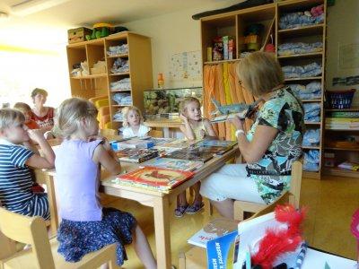 Foto des Albums: Veranstaltungen mit Kindern (18.09.2012)