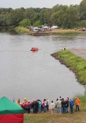 Fotoalbum Deutsch-Polnisches Sommerfest 2012 - 15 Jahre Oder-Hochwasser