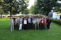 Fotoalbum Preisverleihung Europäischer Dorferneuerungspreis 2012