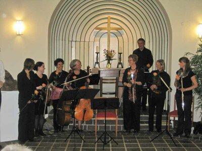 Fotoalbum Konzert 'Höfische Musik zur Zeit Friedrich des Großen' am 09. September 2012
