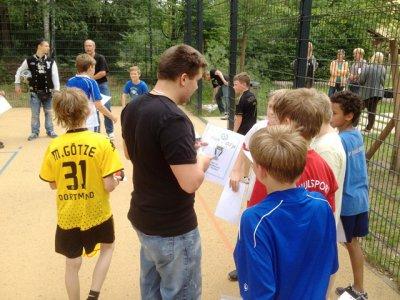 Fotoalbum Fussballturnier 2012