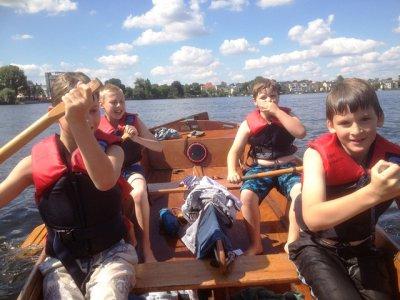 Fotoalbum unser zweites Piratenfest