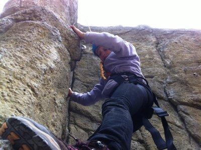 Fotoalbum wöchentliches Klettern im Kletterwald