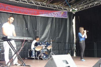Foto des Albums: Auftritt Band & Chor beim Lions Kinderfest (26.09.2012)