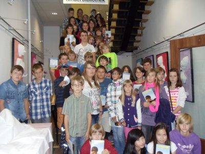 Fotoalbum Abschlussveranstaltung des Lesesommers XXL 2012