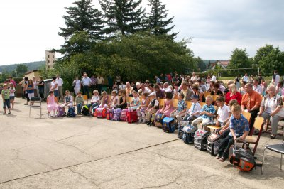 Fotoalbum Schulanfang 2012