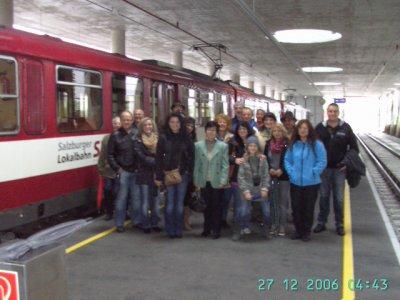 Fotoalbum SHG in Salzburg