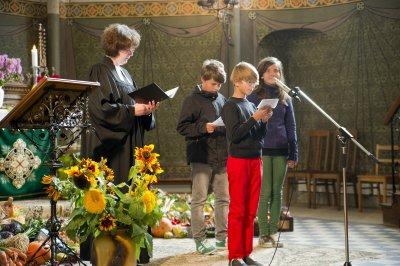 Foto des Albums: Erntedank in Leuben (07.10.2012)