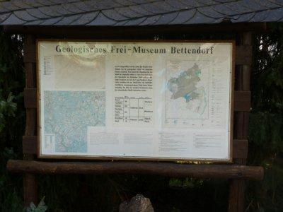 Fotoalbum Erzählkaffee im Goldenen Oktober zu Gast in Bettendorf  - Geologische Freimuseum, Mineraliensammlung sowie Bettendorfer Mundart