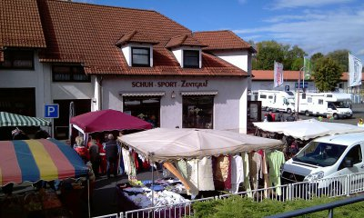 Fotoalbum Herbstmarkt und Wirtefest in Kaltennordheim