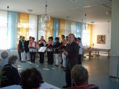 Fotoalbum Seniorennachmittag 2012