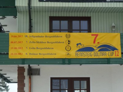 Fotoalbum 9. Dolmar-Bergzeitfahren