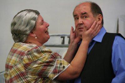 "Fotoalbum Theaterfreunde Fehrow: ""Das sündige Dorf"""