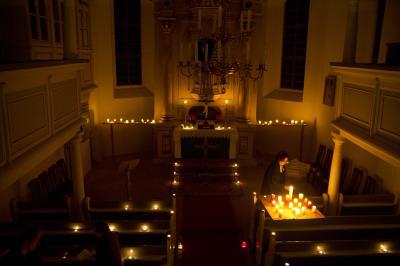 Foto des Albums: Taizegottesdienst zum Buß- ind Bettag in Ziegenhain (21.11.2012)