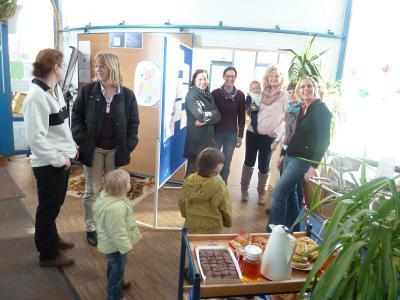 Fotoalbum Eröffnung Elterncafé
