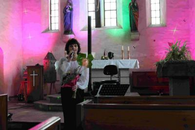 Fotoalbum Sommerkonzert mit Karin Busse