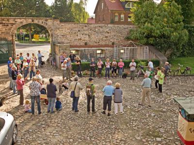 Fotoalbum 2. Gemeindewandertag - Sommersdorf/Sommerschenburg/Marienborn