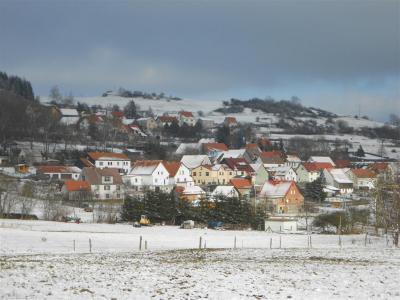 Fotoalbum Winter im Oberen Feldatal