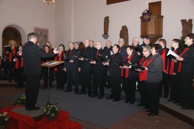 Fotoalbum Gemischter Chor & XanX in Gedern am 16.12.12