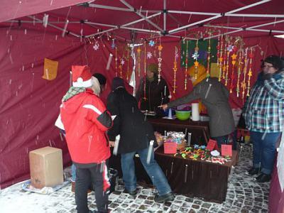 Fotoalbum Marktverkauf und Kaffee&Klatsch Dezember 2012