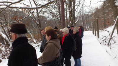 Fotoalbum Seniorenfahrt 12.12.2012