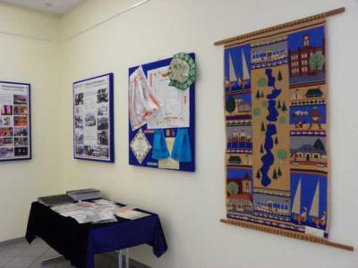 """Foto des Albums: Ausstellung """"Kulturhaus damals und heute"""" (30.01.2012)"""
