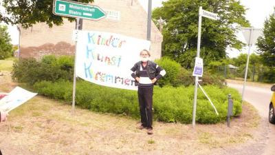 Fotoalbum Kinder-Kunst-Kremmen 2012