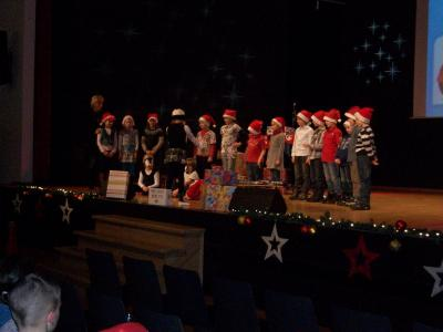 Fotoalbum Weihnachtsprogramm 2012