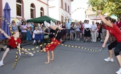 Fotoalbum Dorffest der Crumstädter Vereine am Samstag war ein voller Erfolg – Buntes Programm für alt und jung