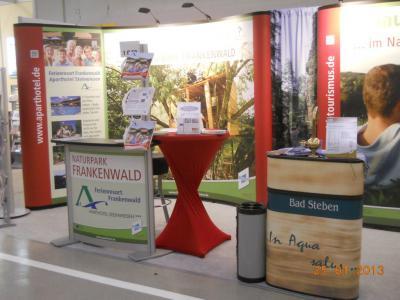 Fotoalbum Wir waren auf der Reisemesse in Dresden