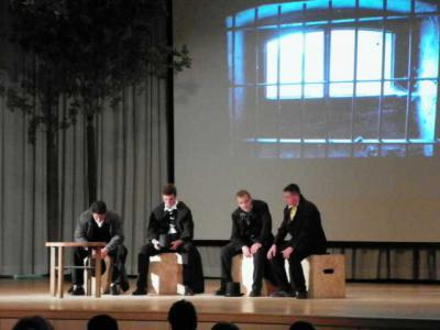"""Foto des Albums: Aufführung """"Schulze-Kersten"""" (11.09.2012)"""