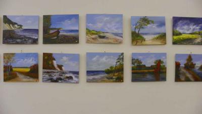 Foto des Albums: Ausstellung Heidemarie Gardow (07.01.2013)