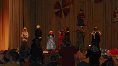 Foto des Albums: Fasching Stephanus-Stiftung (11.02.2013)