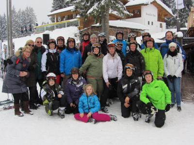 Fotoalbum Ski-Tennis Meisterschaften 2013