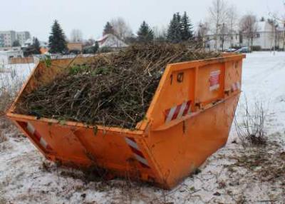 Fotoalbum winterlicher Arbeitseinsatz am Sternsee