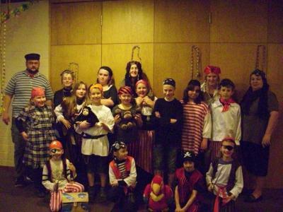 Fotoalbum Piratenfeier der Jugend