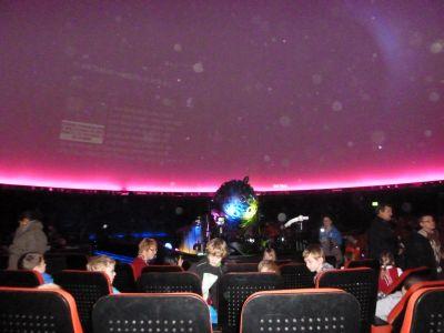 Fotoalbum Weihnachts-Ausflug ins Planetarium