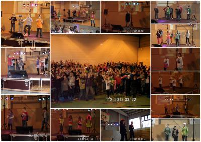 Fotoalbum GSS Miniplayback Show 2013