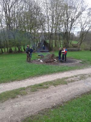 Fotoalbum Probewochenende Jugendkapelle in Gruibingen 2013