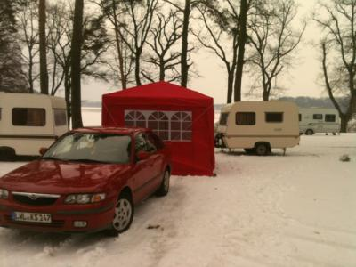 Foto des Albums: Ostercamping ....... 2013 (31.03.2013)